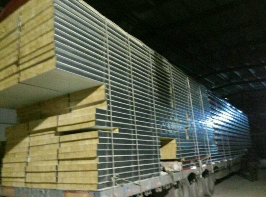 东辽岩棉板怎么卖众力净化板