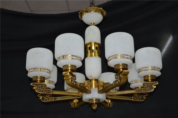 广水全铜灯生产商