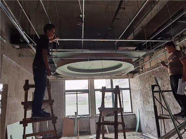 上海奉贤区柘林镇龙骨吊顶怎么安装